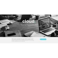 FREE Cloud HTML5 Template