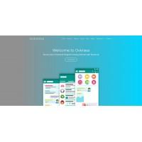 Oversea HTML5 Template