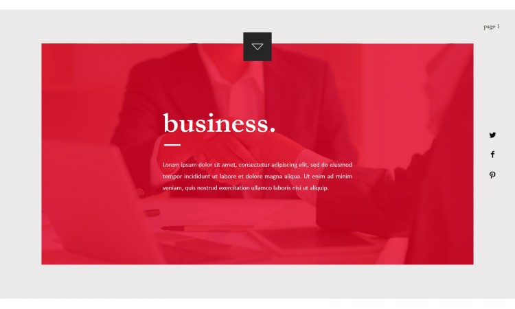 business. PowerPoint Template