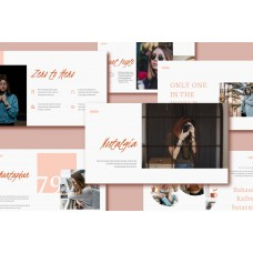 Girlish PowerPoint Template
